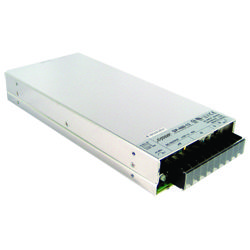 480W Single Output AC-DC PFC Enclosed Power Supply