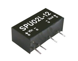 2W DC-DC Unregulated Single Output Converter