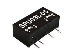 3W Single Output DC-DC Converter