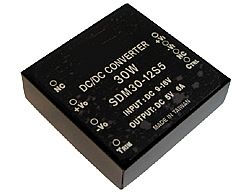 30W Single Output DC-DC Converter