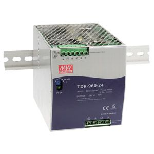 960W Three Phase DIN RAIL with PFC Function