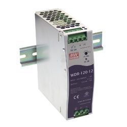 120W Single Output Industrial Din Rail Power Supplies