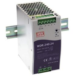 240W Single Output Industrial Din Rail Power Supplies