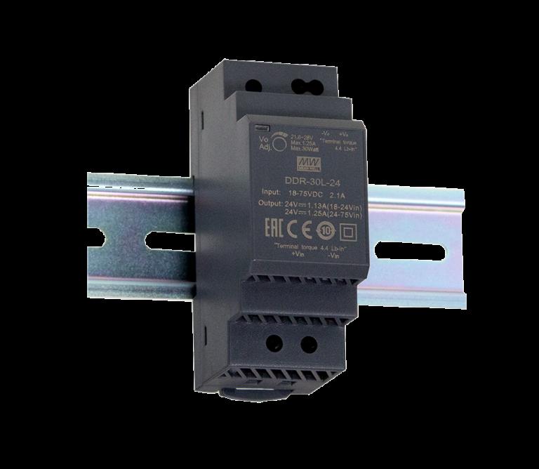 30W 12V 2.5A DIN Rail Type Converter