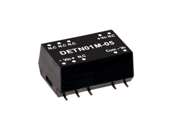 1W 15V 34mA SMD Package Unregulated Converter