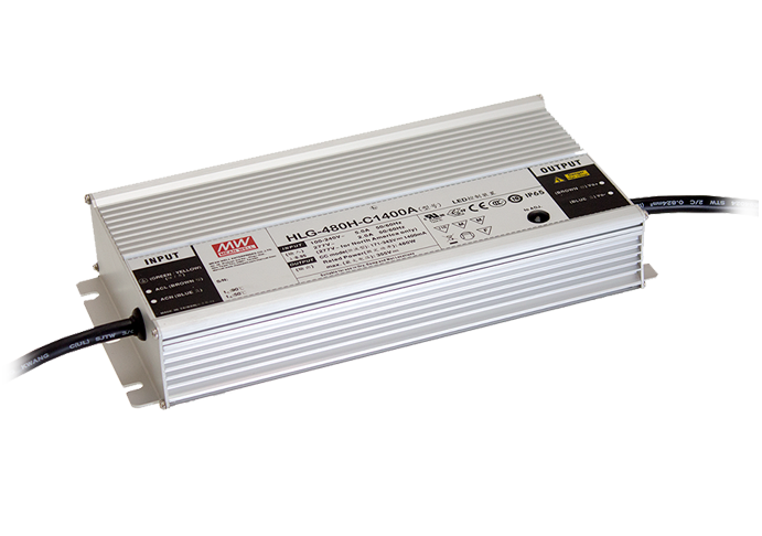 480W 170V 3500mA Constant Current Mode LED Driver