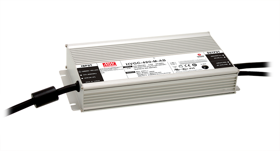 480W AC/DC Constant Power Mode LED Driver
