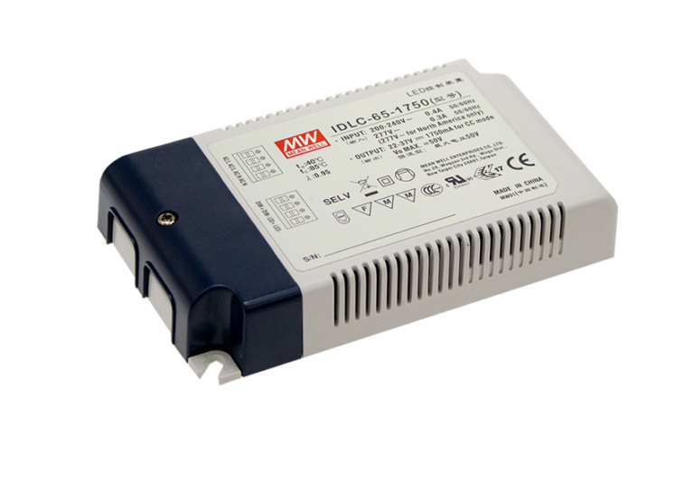 65.1W 118V 700mA AC/DC Constant Current Mode LED Driver