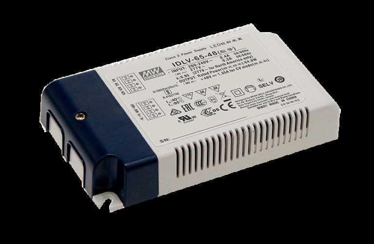 64.8W 60V 1.08A AC/DC PWM Output LED Driver