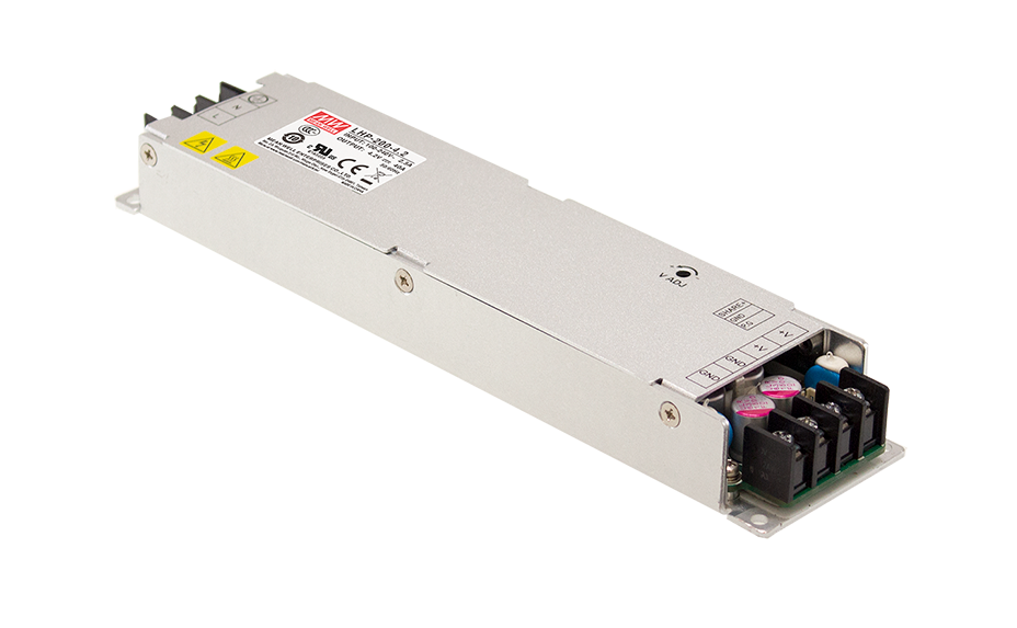 200W 5V 40A Single Output with PFC Function