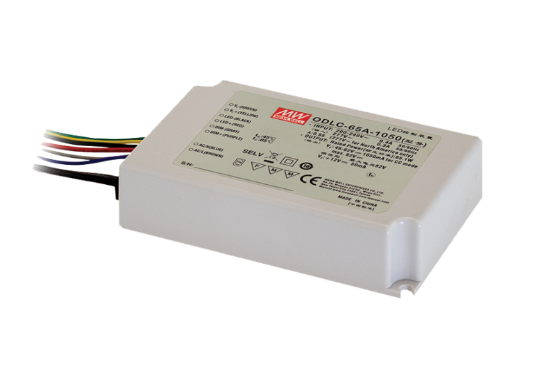 65W AC/DC Constant Current Mode LED Driver