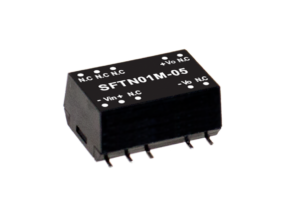 1W DC-DC SMD Package Unregulated Converter