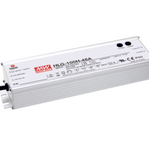 100W IP65 Rated Adjustable Output Voltage and Constant Current Level drivers