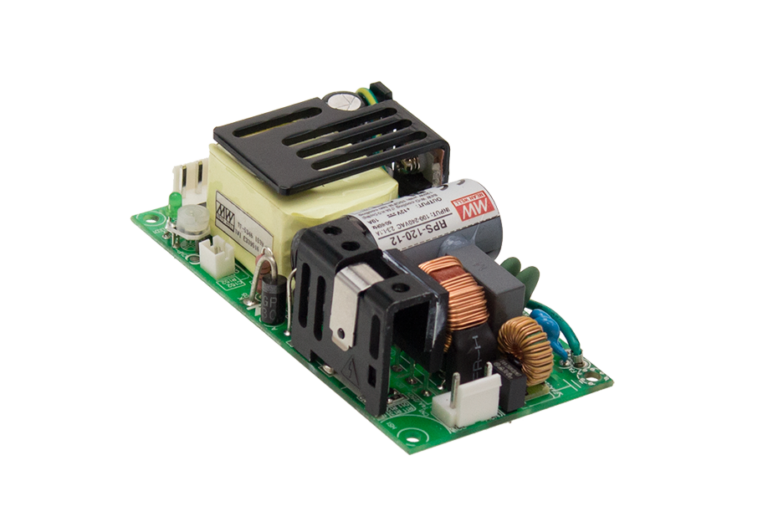 120W Single Output Green Medical Grade Power Supplies
