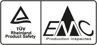 Safety-Icon---TVU-EMC-safety-approved