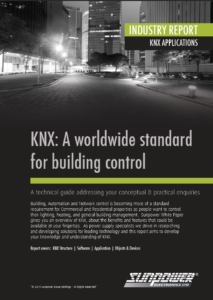 Sunpower Industry Report - KNX Applications