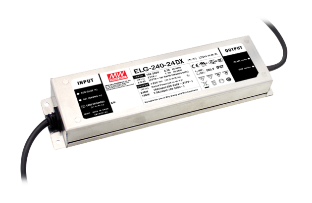 54V 240W Constant Voltage and Constant Current Power Supply