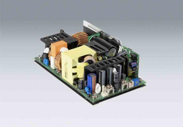 """48V 500W 5"""" X 3"""" Green Open Frame Power Supply"""