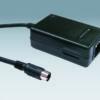 5V/ 12V/ -5V 25W AC-DC Triple Output Industrial Adaptor