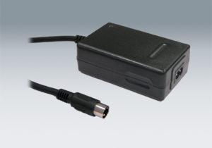 25W AC-DC Triple Output Industrial Adaptor