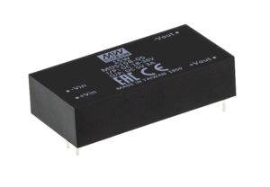 "MDS15 Series 15W 2""x1"" Package Medical Grade DC-DC Converter"