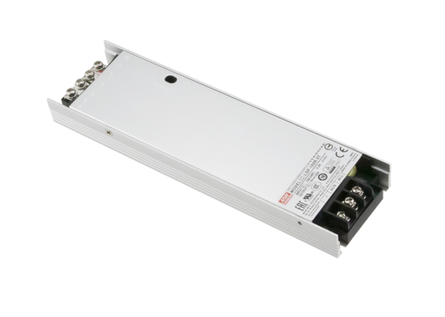 105.6W 3.3V 32A Industrial Enclosed Power Supply with Water Connector and DC OK Signal