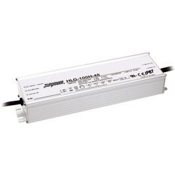 100W Single Output IP67 Rated LED Lighting Power Supply