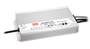 604.8W 54V 11.2A IP67 Rated Dimmable LED Lighting Power Supply