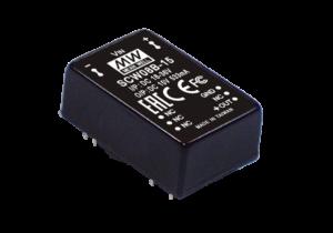 8W 15V DC-DC Regulated Single Output Converter