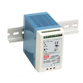 96.6W 27.6V 2.25A 27.6V 1.25A UPS Function DIN Rail Power Supply