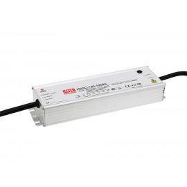 150.5W 700mA Single Output LED Lighting Power Supply