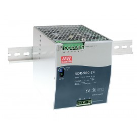 48V 20A 960W Ultra Slim DIN Rail Power Supply