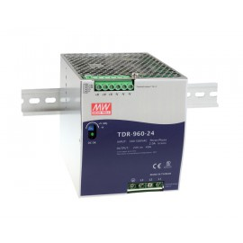 48V 20A 960W Three Phase DIN RAIL with PFC Function
