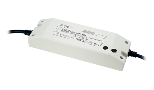 81W 54V 1.5A Single Output Power Supply IP64 Rated
