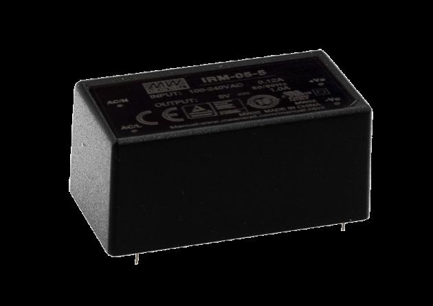5W 5V 1A AC/DC PCB Mount Power Supply