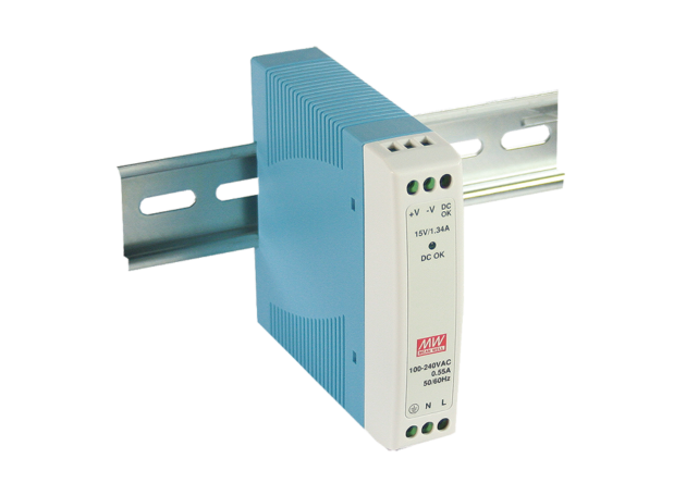 96W 48V 2A Miniture Din Rail Power Supply