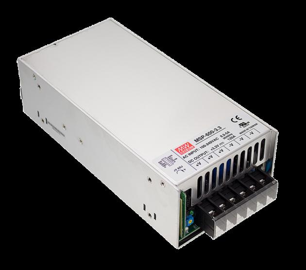 600W 7.5V 80A Medical Enclosed Power Supply