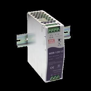 120W 48V 2.5A Wide Input Range Industrial Din Rail Power Supply