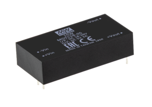 """MDS15 Series 15W 2""""x1"""" Package Medical Grade DC-DC Converter"""