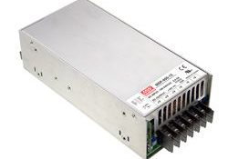 600W Single Output Medical Enclosed Power Supplies
